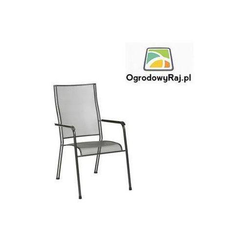 QUITO Fotel z możliwością sztaplowania 0102302-7000 ze sklepu OgrodowyRaj.pl