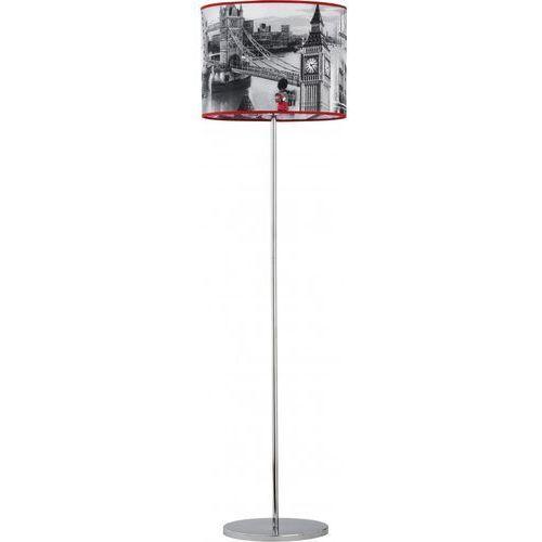 Brytanic lampa stojąca - Alfa 20829 - sprawdź w e-agd.eu Farb-Mal