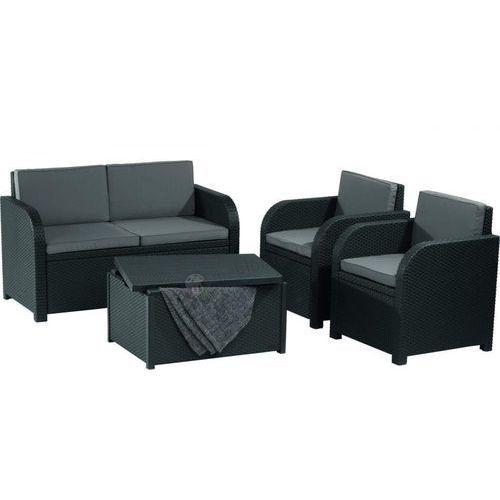 Zestaw ogrodowy Modena Lounge Set, produkt marki Allibert
