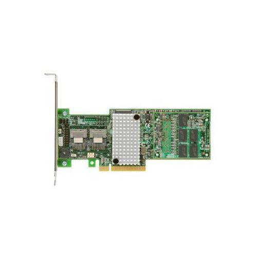 RS25DB080 kontroler RAID SAS 6G 8xSASint,PCIex8,1GB - produkt z kategorii- Pozostałe oprogramowanie