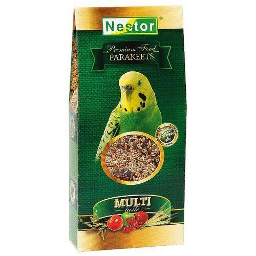 NESTOR 500ml pokarm premium dla papużek falistych, Nestor