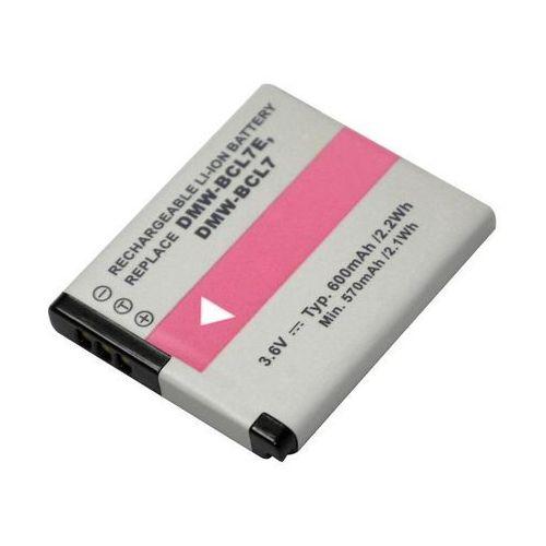 Bateria do aparatu cyfrowego PANASONIC DMW-BCL7, DMW-BCL7E, marki Hi-Power do zakupu w ebaterie.pl