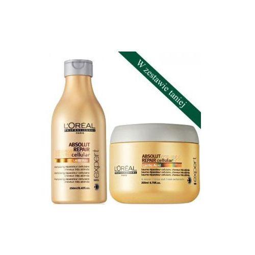 Produkt z kategorii- pozostałe kosmetyki do włosów - Loreal Regeneracja w?os?w uwra?liwionych