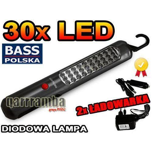 Oferta DIODOWA LAMPA BEZPRZEWODOWA 30 x LED z kat.: oświetlenie