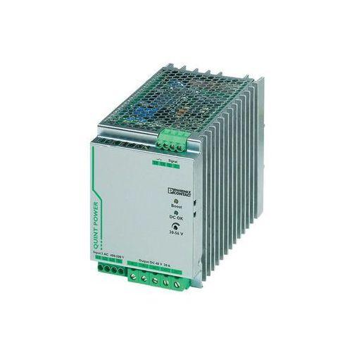 Artykuł Zasilacz na szynę Phoenix Contact QUINT-PS/3AC/48DC/20, 48 V, 20 A z kategorii transformatory