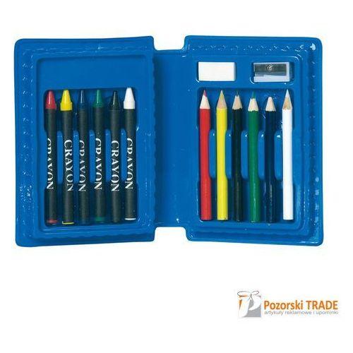 Oferta Zestaw do rysowania w pudełku w 2 kolorach [057b6529057594f7]