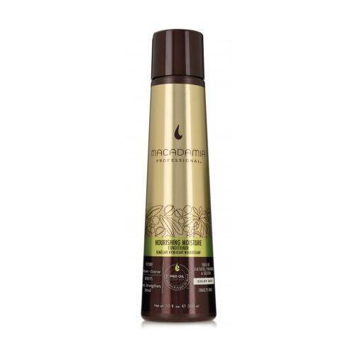 Macadamia Nourishing Moisture - nawilżająca odżywka do włosów szorstkich 300ml - produkt z kategorii- odżywki do włosów