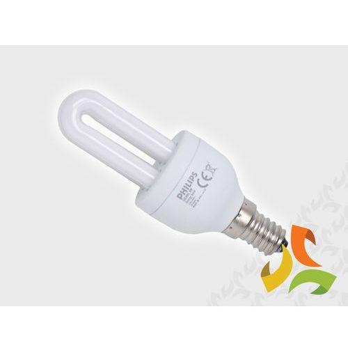 Świetlówka energooszczędna PHILIPS 5W (25W) E14 GENIE ze sklepu MEZOKO.COM