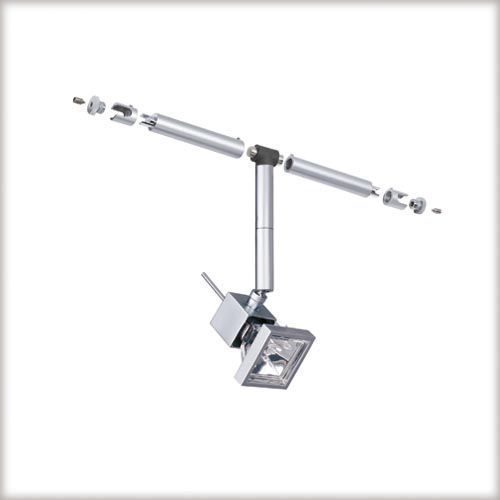 Paulmann 2Easy Cumin kinkiety do linek i prętów 5x20W GU5,3 chrom mat ( P94009 ) z kategorii oświetlenie