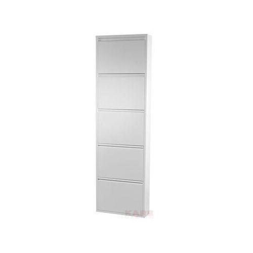 Półka na buty Caruso 5 White by , marki Kare Design do zakupu w ExitoDesign