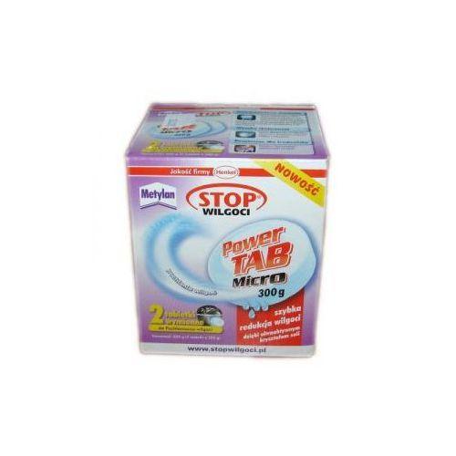 Artykuł Pochłaniacz wilgoci. Wymienne Tabletki PowerTAB 2x300g z kategorii nawilżacze powietrza