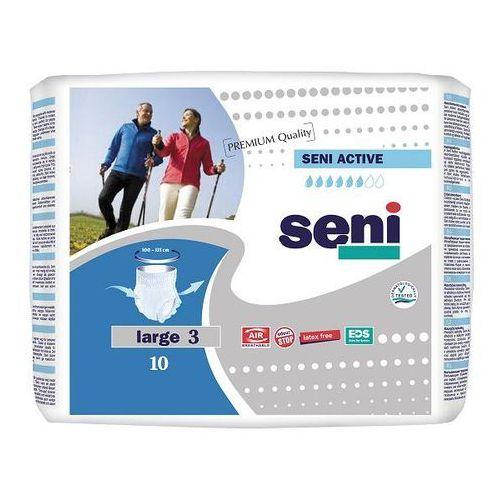 Majtki chłonne Seni Active (3) Large 10szt., kup u jednego z partnerów