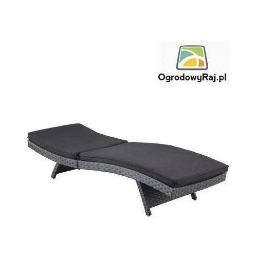 BISTRO Leżak uniwersalny z poduszkami 0305814-7000 - sprawdź w OgrodowyRaj.pl