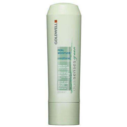 Goldwell Green Real Moisture - organiczna odżywka nawilżająca 200ml - produkt z kategorii- odżywki do włosów