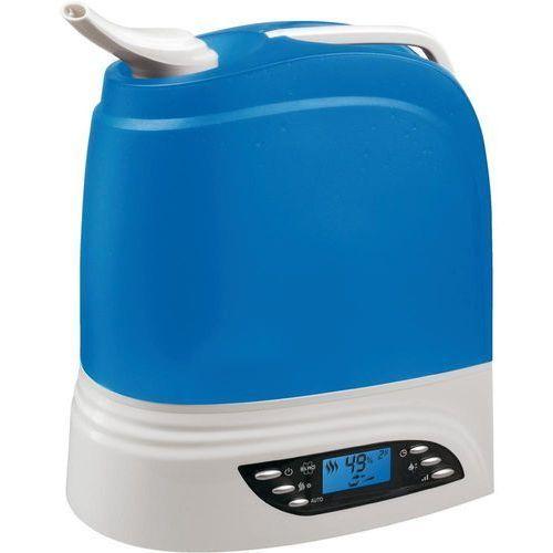 Artykuł Ciepły/Zimny nawilżacz powietrza ELRO, 0.4 l/h, 50 m², 145 W, Szary, Niebieski , 7 l z kategorii nawilżacze powietrza