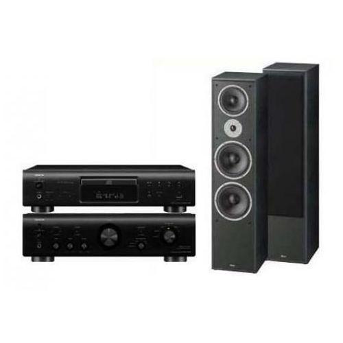 Artykuł DENON PMA-710 + DCD-710 + MAGNAT SUPREME 1000 z kategorii zestawy hi-fi