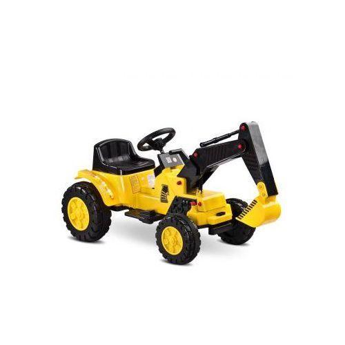 Toyz pojazd na akumulator Digger żółty ze sklepu Agito.pl
