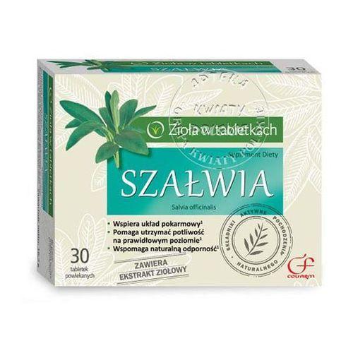 Szałwia tabl.powl. 30 tabl. - produkt farmaceutyczny