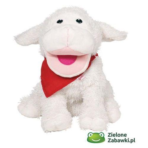 Oferta Owca, pluszowa pacynka na rękę, goki (pacynka, kukiełka)