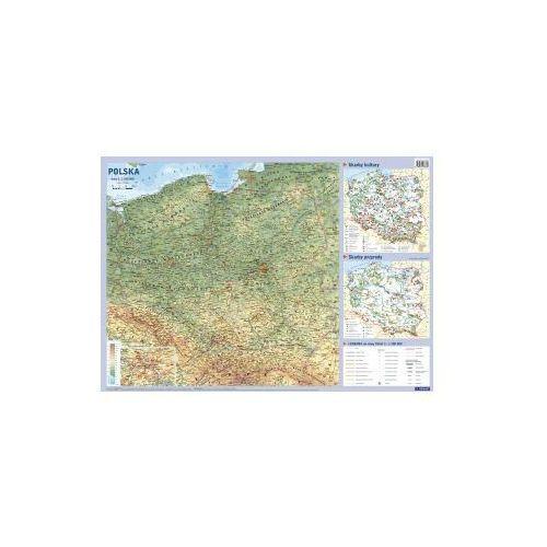 Polska - mapa ścienna - OD WYDAWCY, produkt marki Demart S.A.