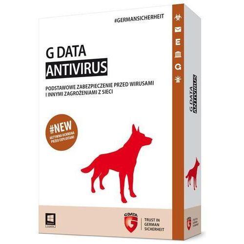 AntiVirus G Data 2015 KONT 2PC 1ROK BOX, kup u jednego z partnerów