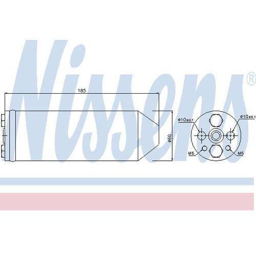 Towar z kategorii: osuszacze powietrza - Osuszacz, klimatyzacja NISSENS 95191