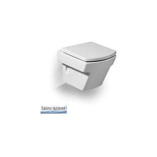 Produkt z kategorii- pozostałe artykuły hydrauliczne - Miska WC podwieszana Hall Compacto Roca (A34662E00M)