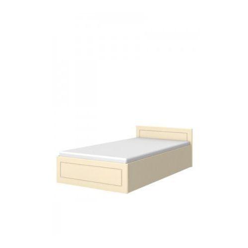 Łóżko L1 120/200 - Baggi Decco - Cream ze sklepu DecoMania.pl