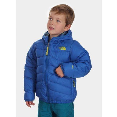 Reversible Moondoggy Jacket Boys - snorkel blue, The North Face z 8a.pl Górski Sklep Internetowy