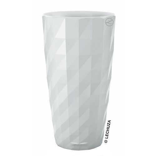 Produkt Donica Lechuza Diamante biała, marki Produkty marki Lechuza