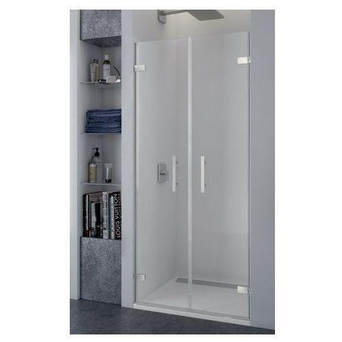SANSWISS PUR2 Drzwi dwuczęściowe na wymiar PUR2SM11007 (drzwi prysznicowe)