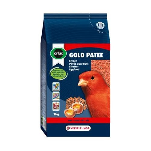 VERSELE LAGA - ORLUX - GOLD PATEE CANARIES RED 1KG