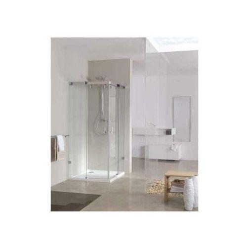 HUPPE VISTA PURE bezramowa Wejście narożnikowe, drzwi suwane VR0159 (drzwi prysznicowe)