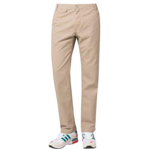Produkt z kategorii- spodnie męskie - adidas Originals SLIM FIT Chinosy beżowy