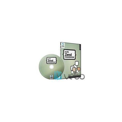 Produkt z kategorii- pozostałe oprogramowanie - Kurs Zend Framework