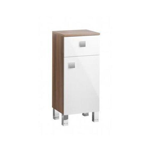 Produkt z kategorii- regały łazienkowe - KFA słupek niski Loara Quatro (półsłupek) 1695-205-501