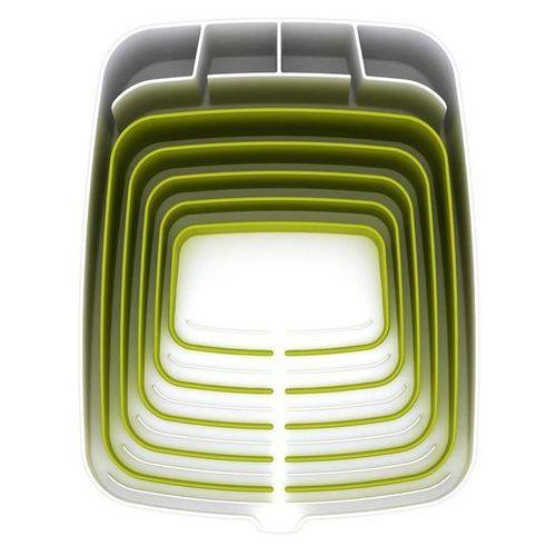 Produkt z kategorii- suszarki do naczyń - Suszarka do naczyń Joseph Joseph Arena biało zielona - 85002
