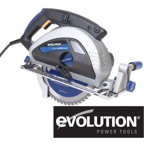 Produkt z kategorii- elektryczne przecinarki do glazury - EVOLUTION Przecinarka tarczowa do cięcia stali HDX 230 mm (EVO230HDX)