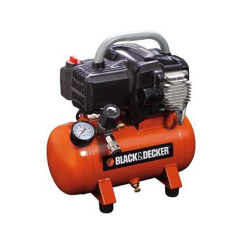Kompresor elektryczny bezolejowy 6L 8 bar 1, 5KM NKBB304BND008 Black&Decker, kup u jednego z partnerów
