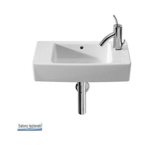 Produkt z kategorii- pozostałe artykuły hydrauliczne - Umywalka ścienna 50 Hall Roca (A32588300M)