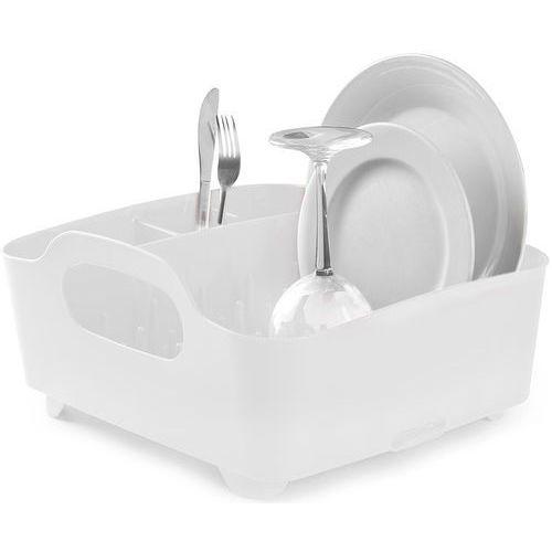 Suszarka do naczyń Tub Umbra biała - produkt z kategorii- suszarki do naczyń