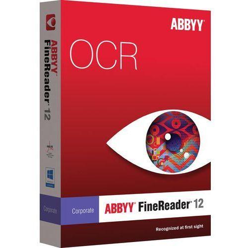 Abbyy FineReader 12 Corporate Edition EDU Upgrade PL z kategorii Programy biurowe i narzędziowe