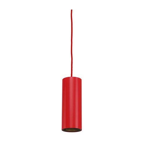 Lampa wisząca tubo 1 czerwona - sprawdź w lampyiswiatlo.pl