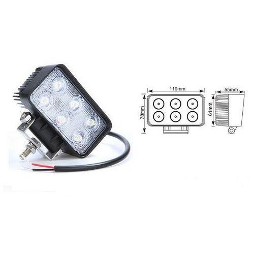 Lampa robocza 18W PULSARI LED 10V-30V z kategorii oświetlenie
