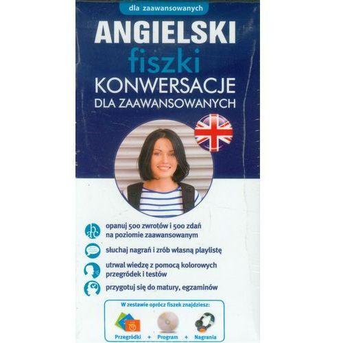 Angielski Fiszki Konwersacje dla zaawansowanych - oferta [35bc4b79778585c3]