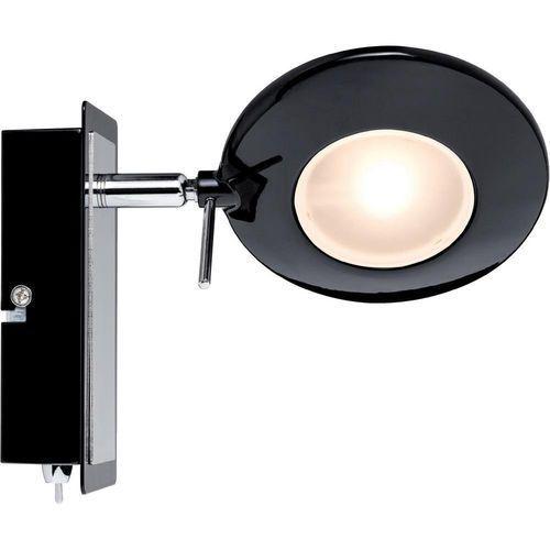 Produkt Lampa ścienna  60247, 226 lm, 2700 K, (DxSxW) 195 x 120 x 140 mm, Czarny, marki Paulmann