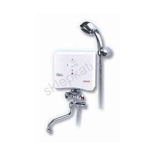 Produkt BIAWAR OSKAR OP-5P ogrzewacz prysznicowy przepływowy elektryczny jednofazowy 5901862330012, marki Biawar
