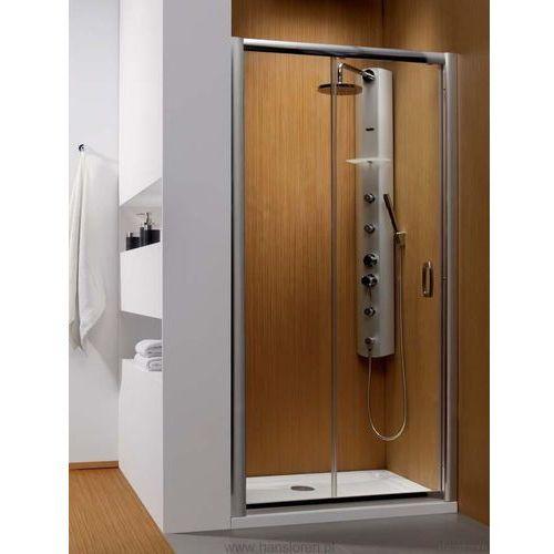 Oferta Premium Plus DWJ 1400 Radaway drzwi wnękowe 1372-1415x1900 chrom przejrzysta - 33323-01-01N (drzwi pry