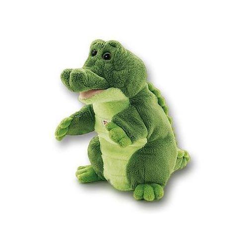 TRUDI Pacynka na rękę Krokodyl 25 cm (pacynka, kukiełka)