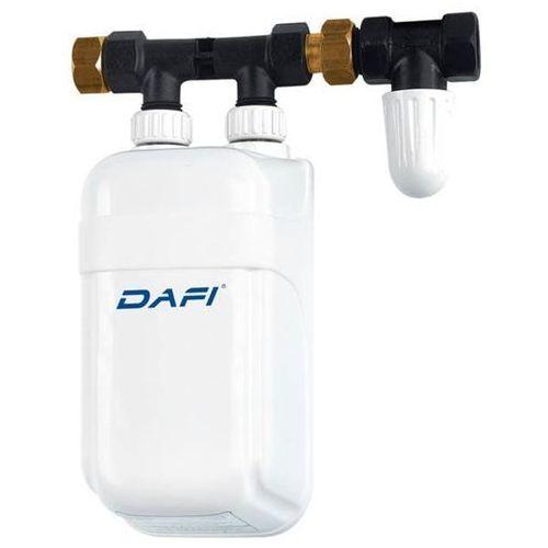 Elektryczny momentalny przepływowy ogrzewacz wody dafi - wersja z przyłączem - 5,5 kw 230 v, marki Formaster
